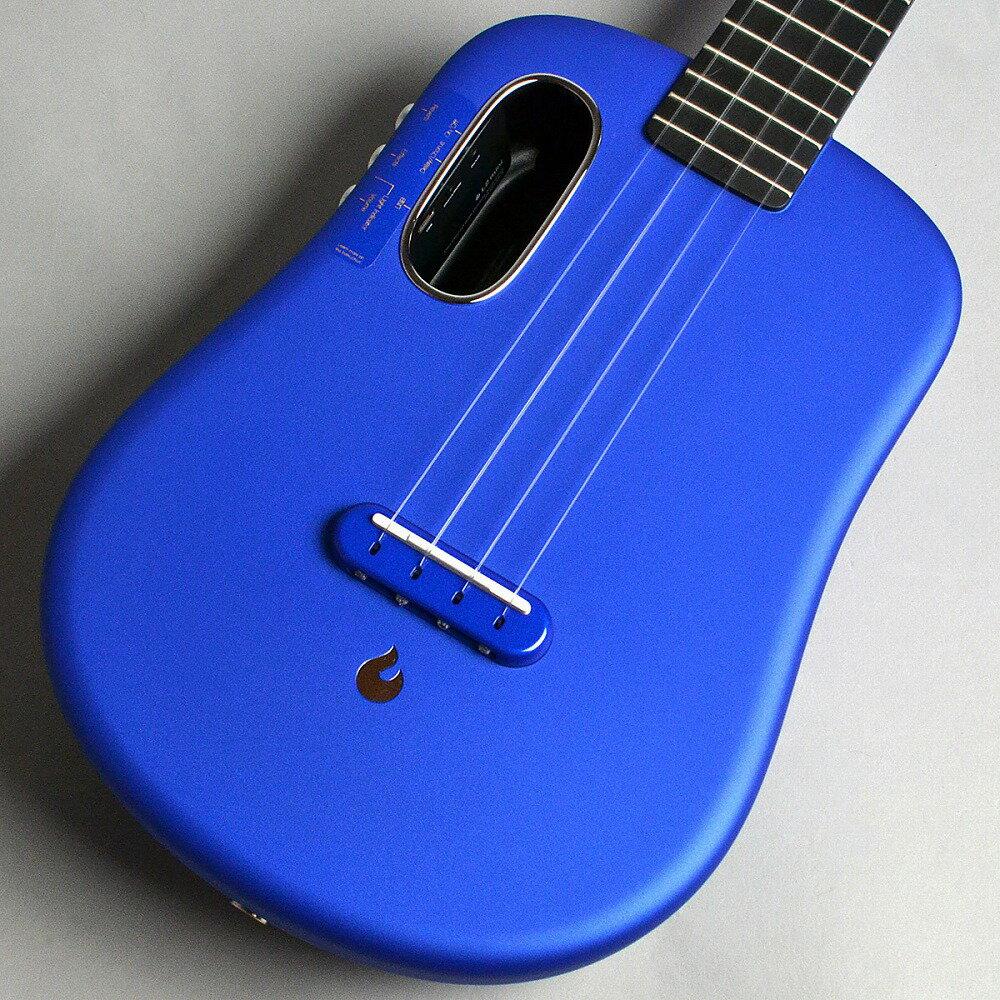 ウクレレ, テナーウクレレ LAVA Music LAVA U 26 FreeBoostSparkle Blue PePe
