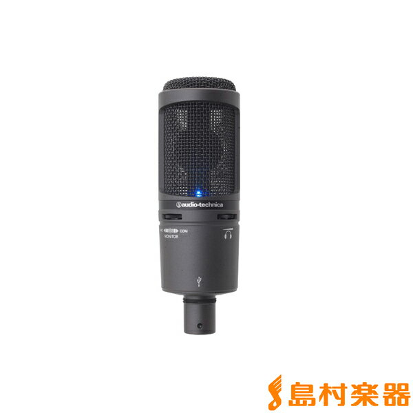 PA機器, マイク audio-technica AT2020USB(J) USB