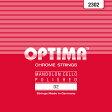 OPTIMA D2 No.2303/2 RED マンドセロ用弦/D 2弦×2本入り 【オプティマ】
