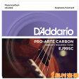 D'Addario EJ99SC ウクレレ用弦 【ダダリオ】