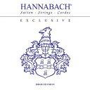 HANNABACH EXCLUSIVE BLUE HT クラシックギター用弦 【ハナバッハ】