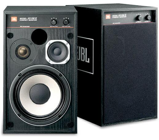 オーディオ, スピーカー JBL 4312M II BKJBLJSC4505m