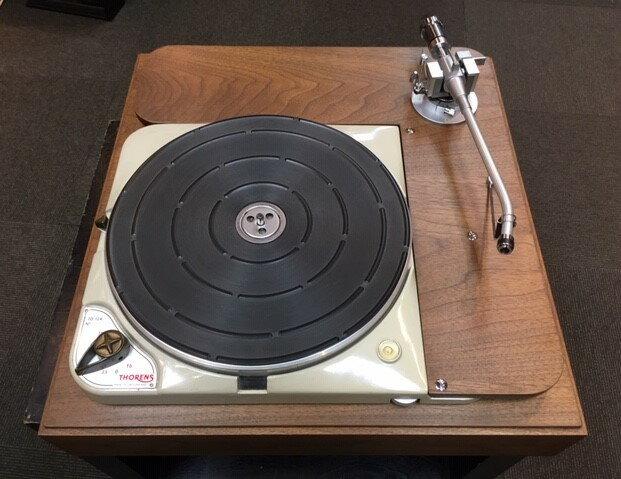 コンポ用拡張ユニット, レコードプレーヤー THORENS TD-124 SAEC WE506