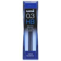 【三菱鉛筆】 シャープペン替芯 ユニ 0.3mm U03202ND HB