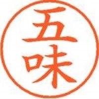 【シヤチハタ】 ネーム9既製 XL−9 1096 五味 ★お得な10個パック