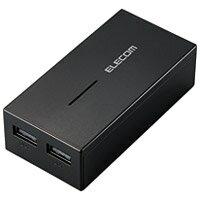 【エレコム】 モバイルバッテリーDE−M01L−6030BK ★お得な10個パック:シミズ事務機