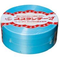 【CIサンプラス】 スズランテープ 24203104 470m 空色