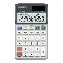 カシオ計算機 手帳型電卓 SL−930GT−N SL−930GT−N ★お得な10個パック