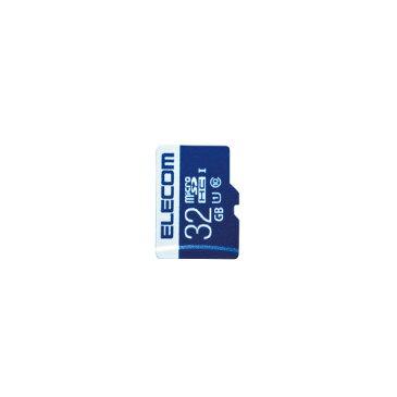 エレコムデータ復旧マイクロSDHCカード 32GBMF−MS032GU11R