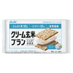 アサヒグループ食品 #クリーム玄米ブラン クリームチーズ 6パック 527830