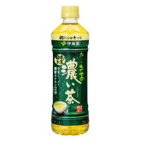 【伊藤園】 お~いお茶 緑茶 濃い茶 525ml×24本0260 入数:1 ★お得な10個パック