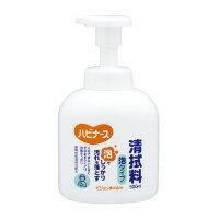 【ピジョン】 ハビナース清拭料 泡タイプ 500ml106757 入数:1