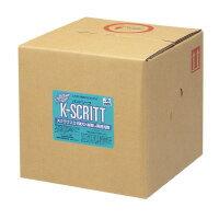 【熊野油脂】 K-スクリットハンドソープ バックインボックス 18L5372 入数:1 ★お得な10個パック