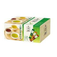 【片岡物産】 辻利 三種の茶あわせ 100本204059 入数:1 ★お得な10個パック