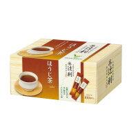 【辻利】 辻利 インスタントティー 焙じ茶 100本204041 入数:1 ★お得な10個パック