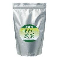 【前田園】 お徳用味わい煎茶 500g05501 入数:1 ★お得な10個パック