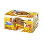 【味の素AGF】 新茶人 こうばしほうじ茶 インスタント スティック 100本 42648 入数:1 ★ポイント5倍