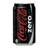 【コカ・コーラ】 コカ・コーラゼロ 350ml×24缶12255 入数:1 ★お得な10個パック