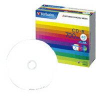 データ用CD-R 1枚×10(5ミリ) IJP対応SR80SP10V1 入数:1 ★お得な10個パック