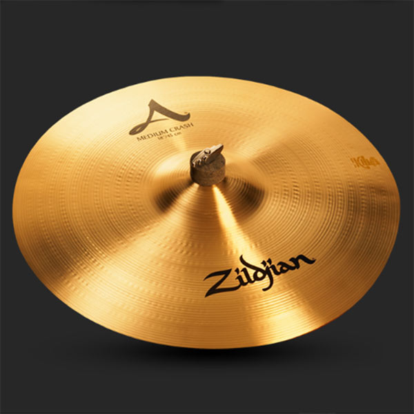 ドラム, ハイハット Zildjian A Zildjian 18