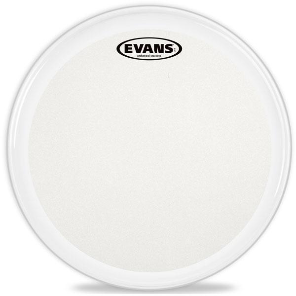 ドラム, ドラムヘッド EVANS Orchestral Staccato B14GCSS (14)