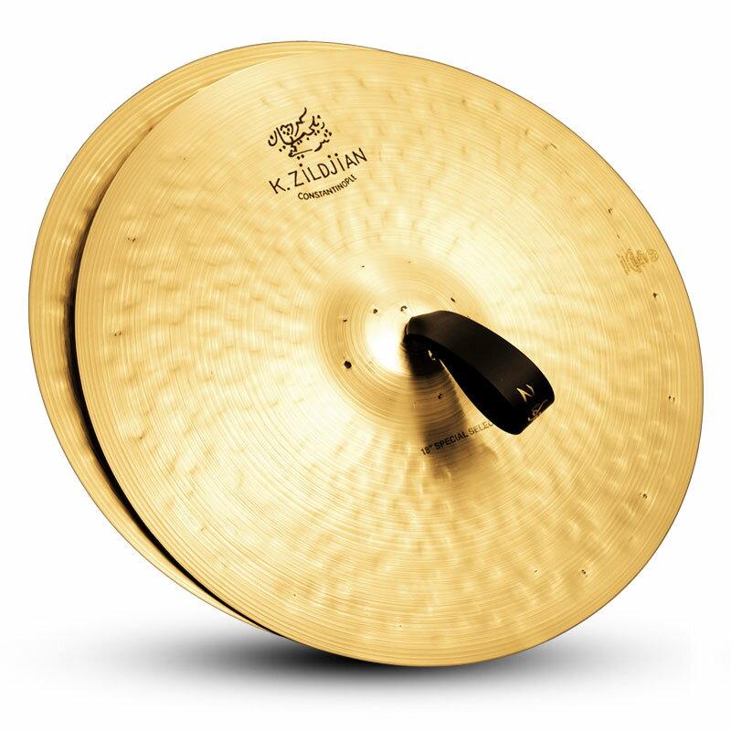 ドラム, クラッシュシンバル Zildjian K- 18 1