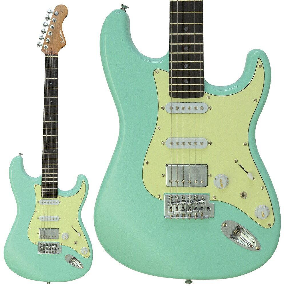 ギター, エレキギター  S.Galaner GuitarSST-PRO SNBL