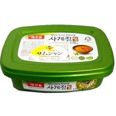 【韓国味噌】【韓国食材】へチャンドル・サムジャン(味付け味噌)−170g