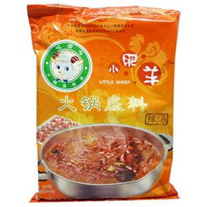【火鍋の素】【中華調味料】内蒙古小肥羊火鍋底料ー中華火鍋の素【中華食材】
