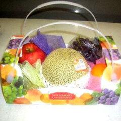 旬の厳選果物セットをご用意しました。季節のギフト!ゴルフ景品にも!お見舞い等等!食の宝石...