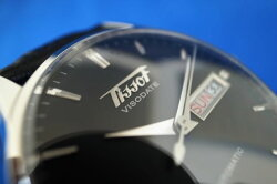 腕時計TISSOT160年に亘る歴代の名品復刻のコレクションTISSOTHeritageVisodate1T019.430.16.051.01【送料・き手数料無料】