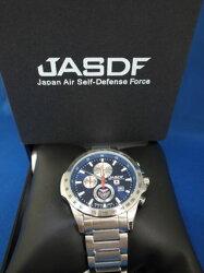 腕時計航空自衛隊(空自)専用モデルJASDFPROFESSIONALMODELS648M-01【送料・代引き手数料無料】
