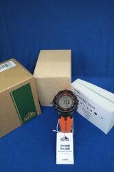 カシオプロトレックCASIOPROTREK電波ソーラー電波時計腕時計メンズデジタルタフソーラーPRW-3000-4DR【送料・き手数料無料】
