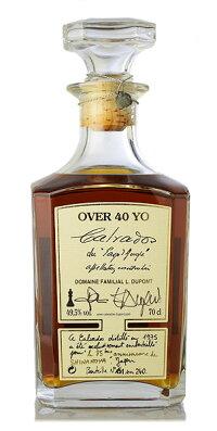 【店頭】デュポン[1975]OVER40YOオークバット信濃屋創業85周年記念ボトル