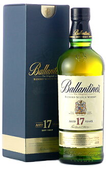 Ballantine's 17-year parallel * parallel goods per picture and vary.