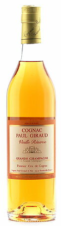 Paul Giraud Vieille reserve (15 years) and parallel