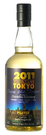 Chichibu [2009] ピーテッド for Whisky Live!