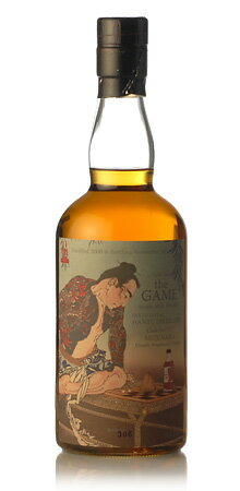 "* Sold out, thanks. S malt (Ichiro's Malt) ""the GAME"", 2000-2011 ミズナラヘッズホグス head finish (Finish Mizunara Headed Hogshead)"