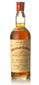 GM マッカラン・グレンリヴェット 32年(Macallan Glenlivet 32y) [1937-1969]