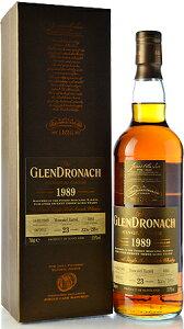 【S12】◆グレンドロナック23年 [1989](GLENDRONACH 23yo)モスカテルバレルLimited Release 2012