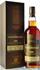 【S12】◆グレンドロナック22年 [1990](GLENDRONACH 22yo) PXシェリーパンチョンLimited Release 2012