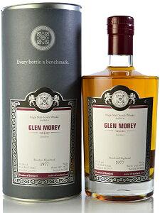 【S12】◆モルツオブスコットランドグレンマレイ (GlenMoray 34yo) [1977-2012]バーボンホグスヘッドMos12021