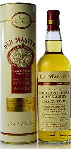 【S12】ジェームズ マッカーサー OLD MASTERSハイランドパーク 13年 [1998] (Highland Park 13yo)