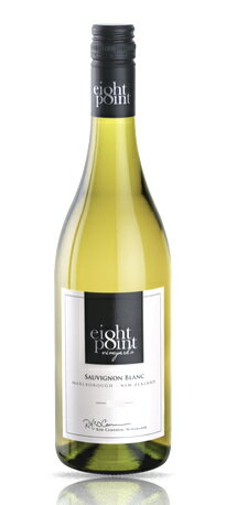 ◆ eight points by invirvo Marlborough sauvignon [2013] * this product without notice vintage changes will