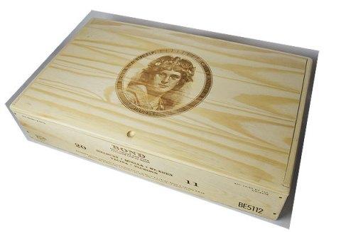 ボンド2011年ヴィンテージ 木箱付き5本セット