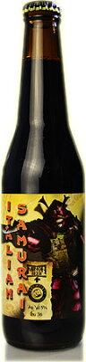 イタリアのブリューフィストと箕面ビールのスペシャルコラボ★【要冷蔵】◆イタリアンサムライ...