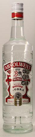 Absorbent vodka