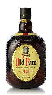 ■ Old Parr aged 12, 1000 ml (concurrent)