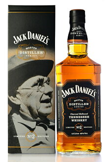 ♦ Jack Daniel's Master Distiller NO.2 (imported) * may be here to hear 2-3 business days time to ship.