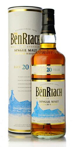 ■ベンリアック 20年 (直輸入)※こちらは出荷まで2-3営業日お時間を頂戴致します。※こちらは...